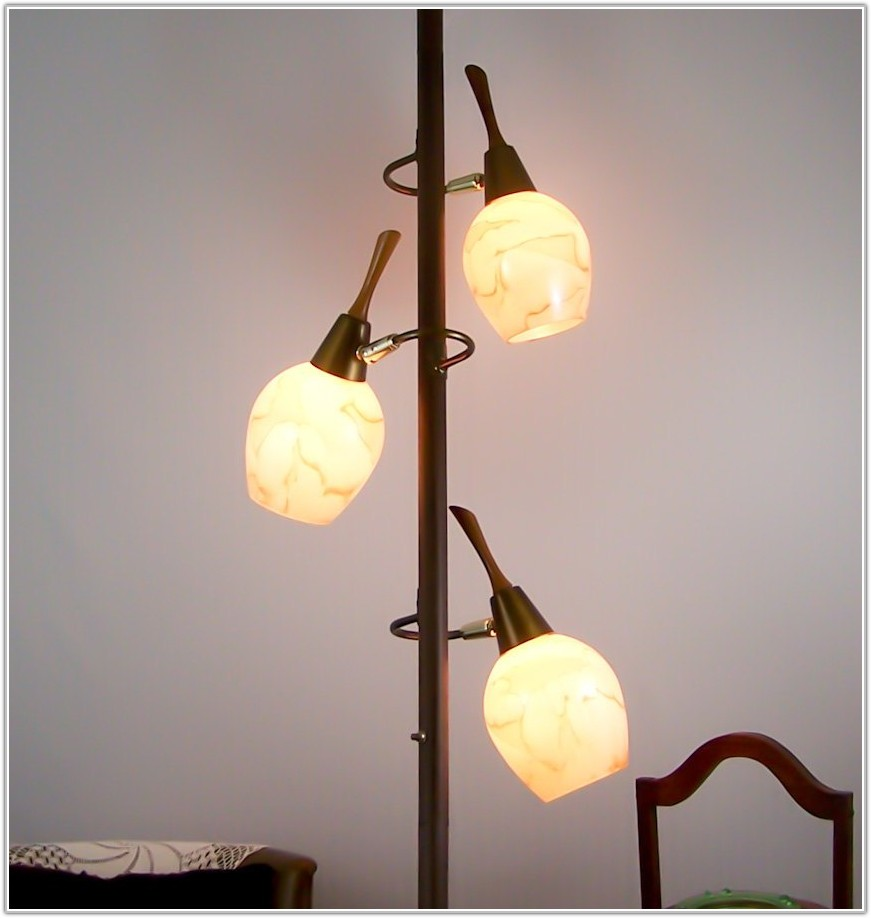 Vintage Pole Lamps Floor To Ceiling