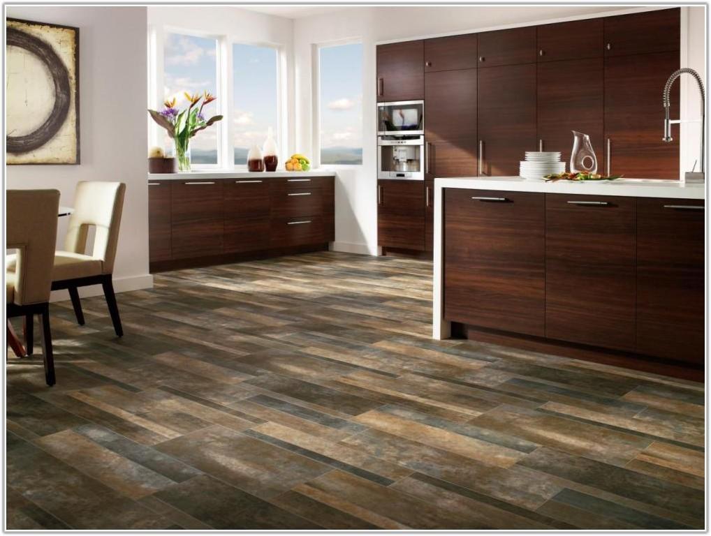 Vinyl Plank Wood Look Flooring
