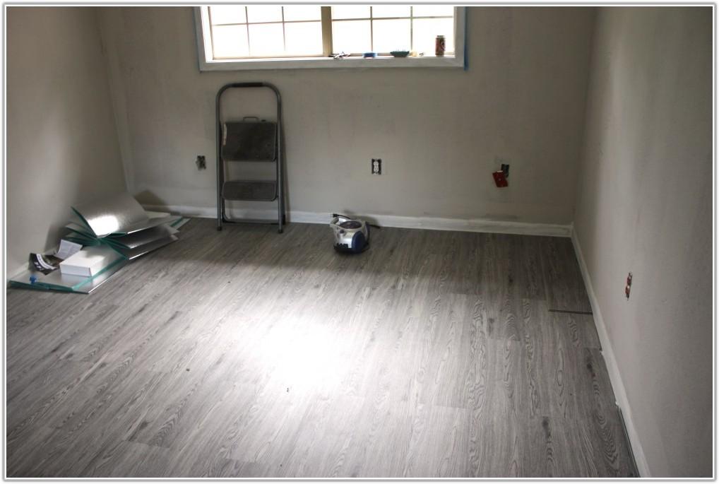 Vinyl Wood Plank Flooring Bathroom