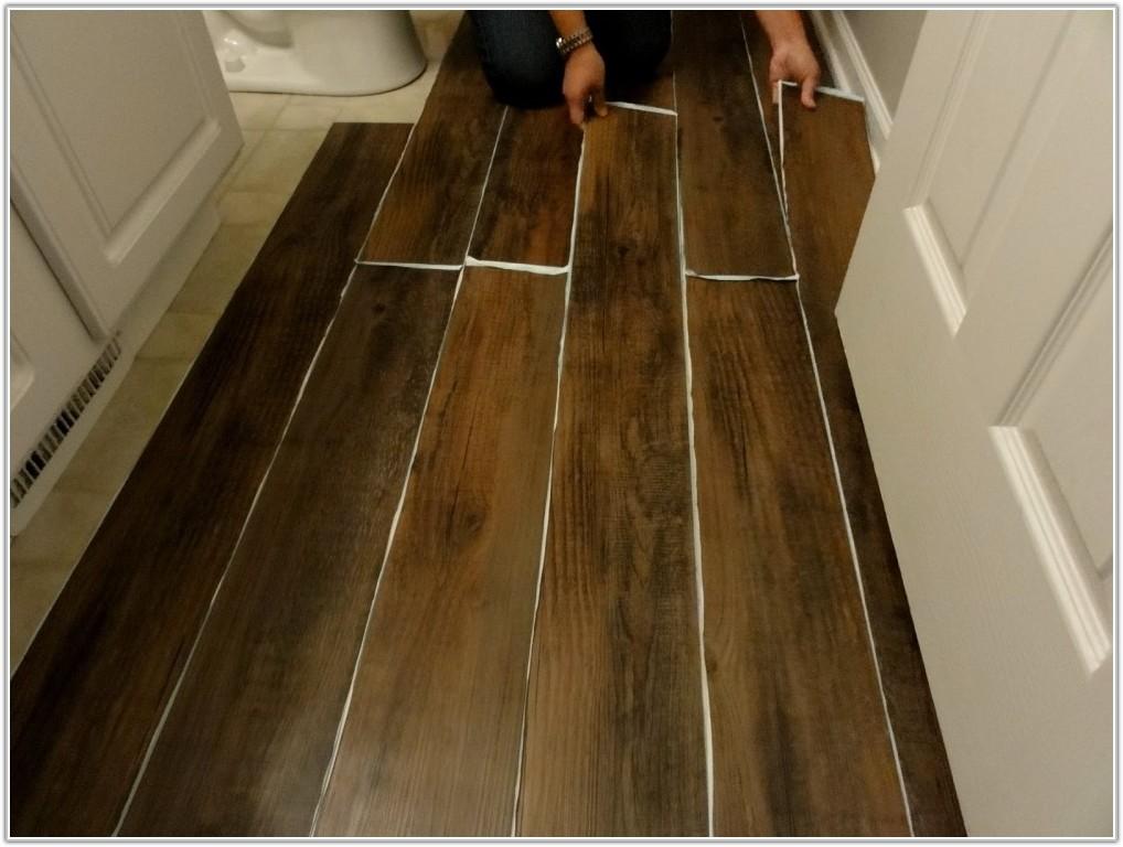 Vinyl Wood Plank Flooring Peel And Stick