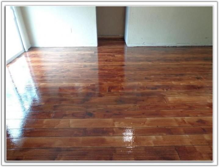 Water Resistant Bamboo Flooring