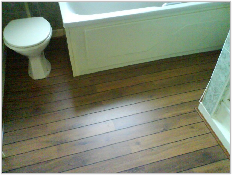 Water Resistant Wood Flooring For Bathrooms