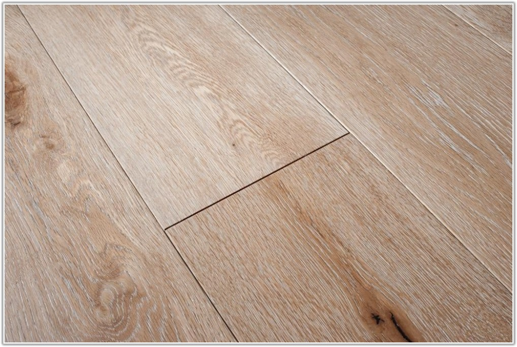White Oak Hand Scraped Wood Flooring