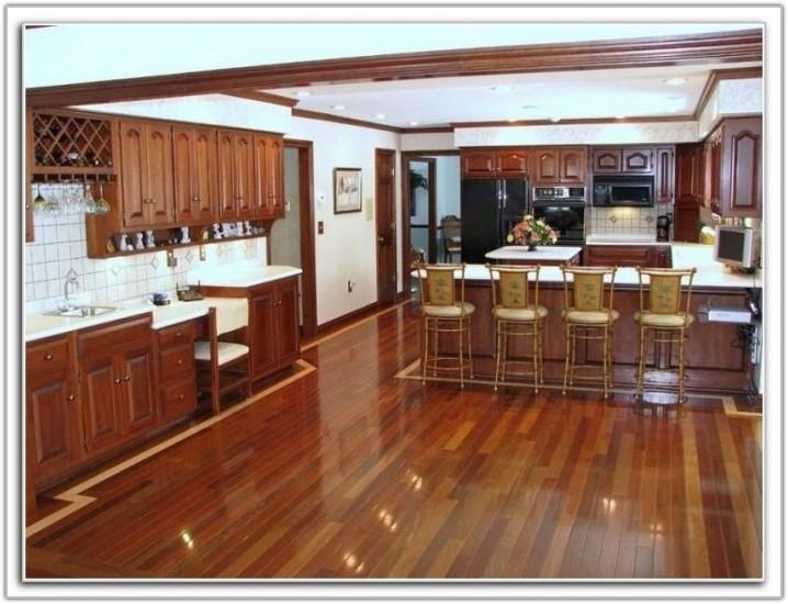 Wide Plank Brazilian Walnut Flooring