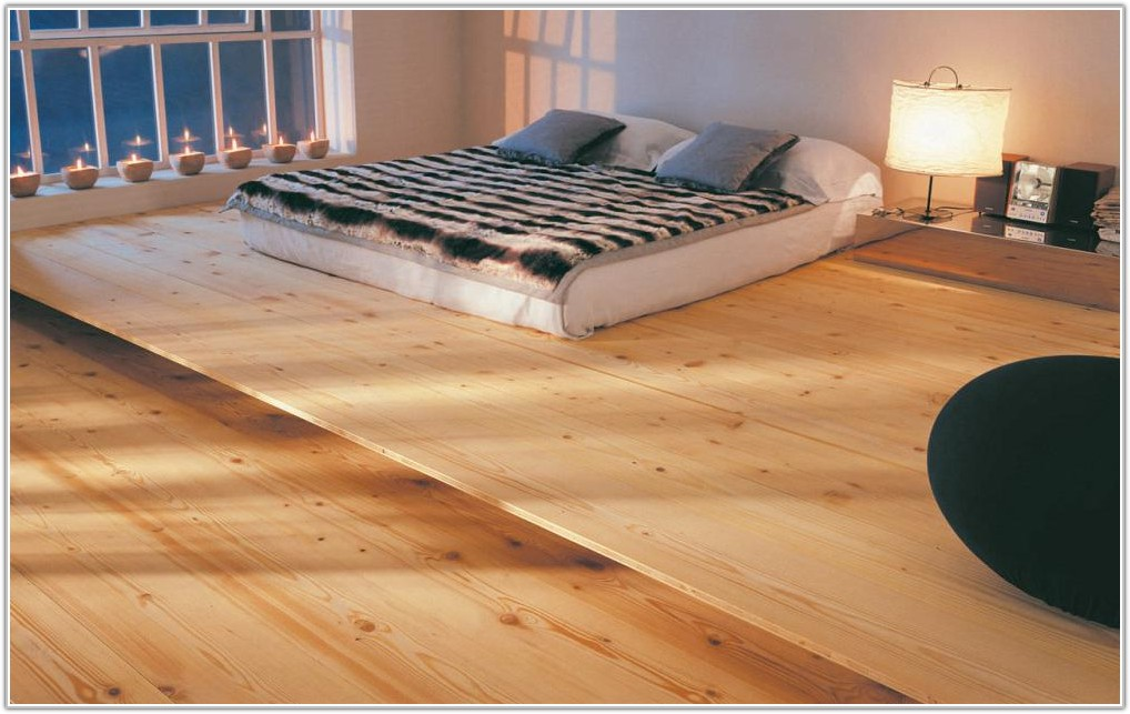 Wide Plank Fir Flooring