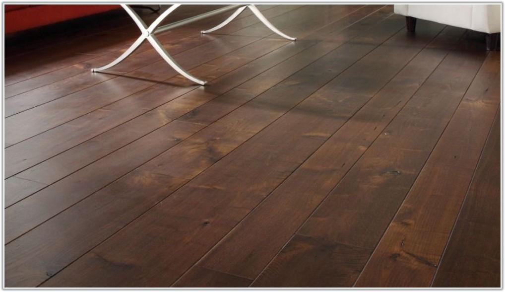 Wide Plank Walnut Flooring