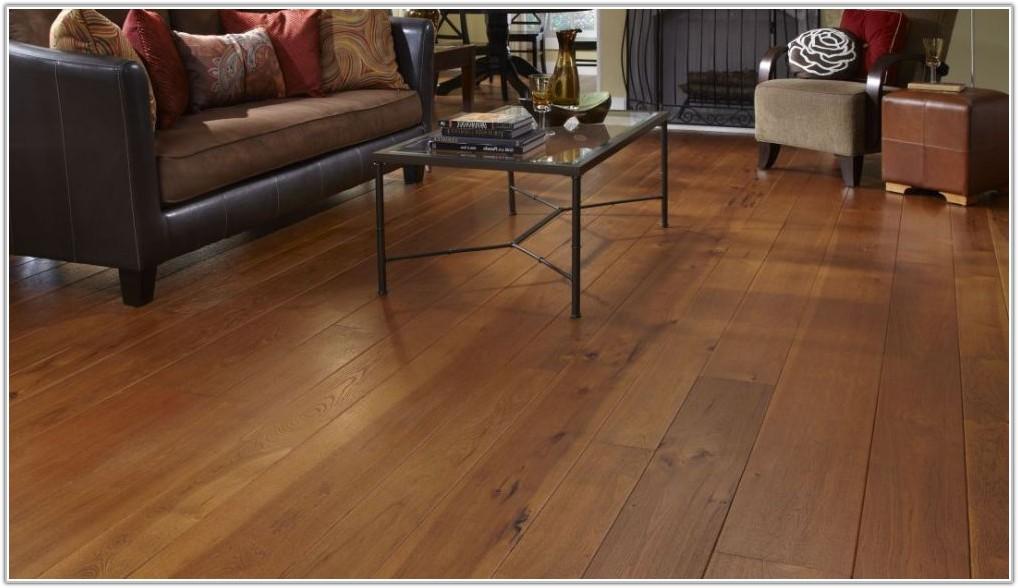 Wide Wood Plank Flooring