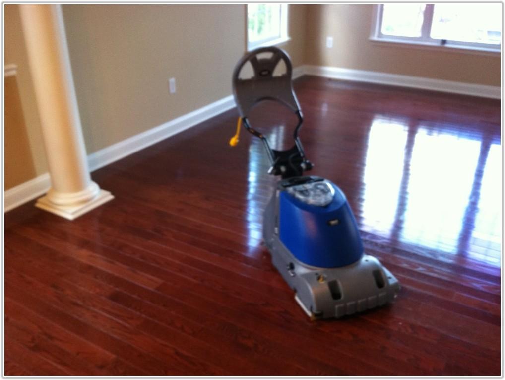 Wood Floor Cleaning Machine