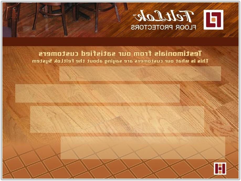 Wood Floor Furniture Protectors
