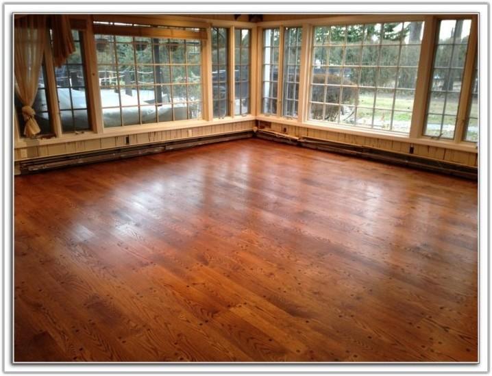 Wood Floor Refinishing Denver