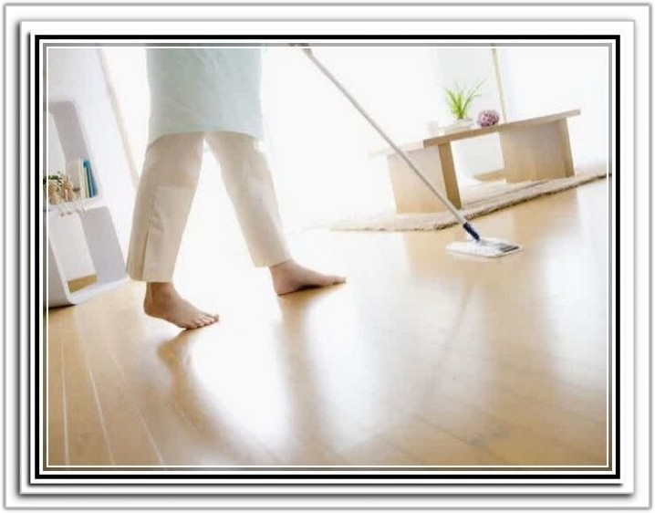 Wood Floor Stain Removal