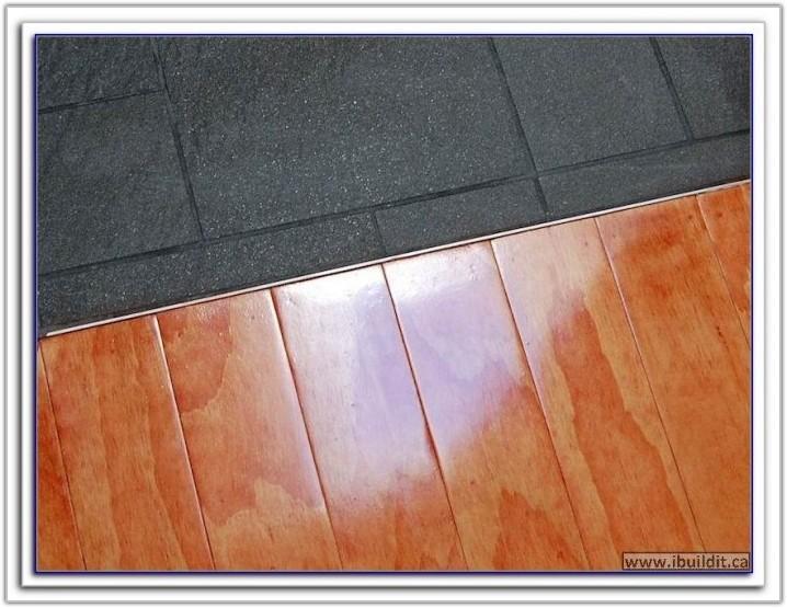 Wood Floor Transition Strips