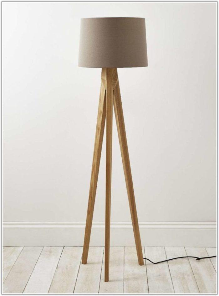 Wooden Tripod Floor Lamp Sainsburys