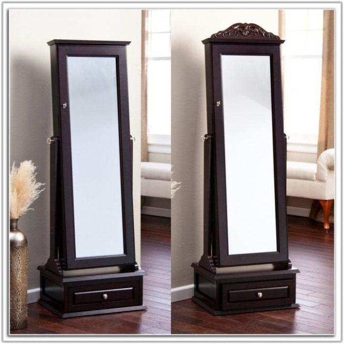 Z Gallerie Floor Mirror