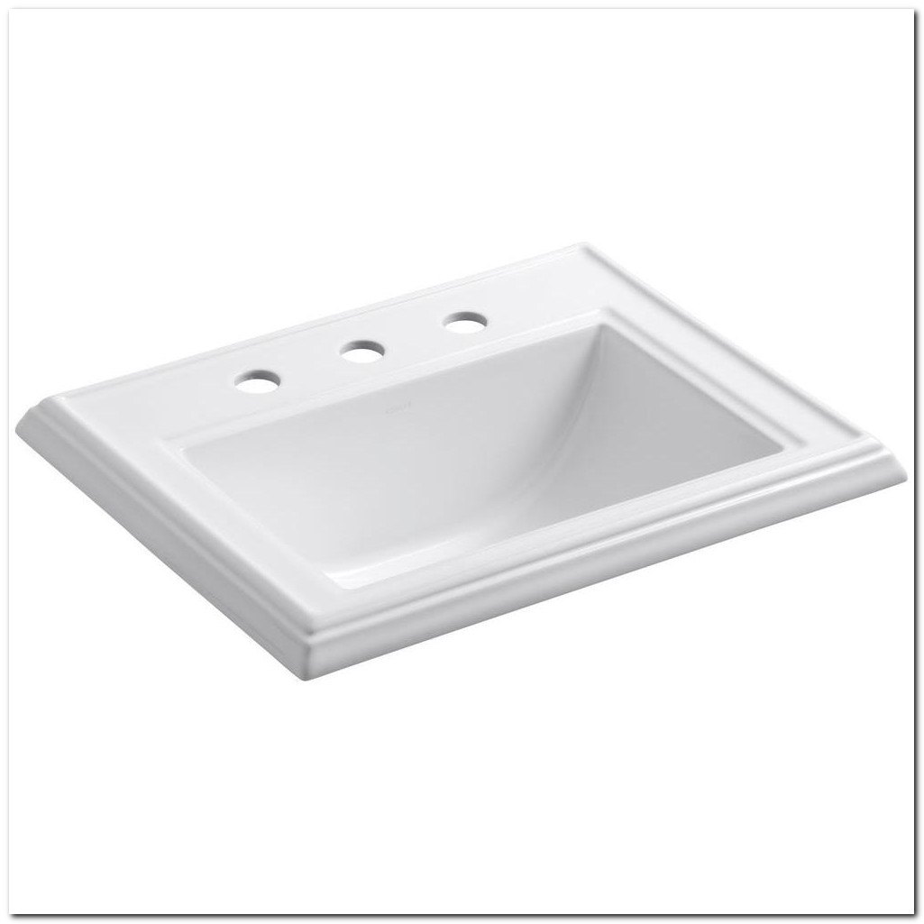12 Inch Drop In Bathroom Sink
