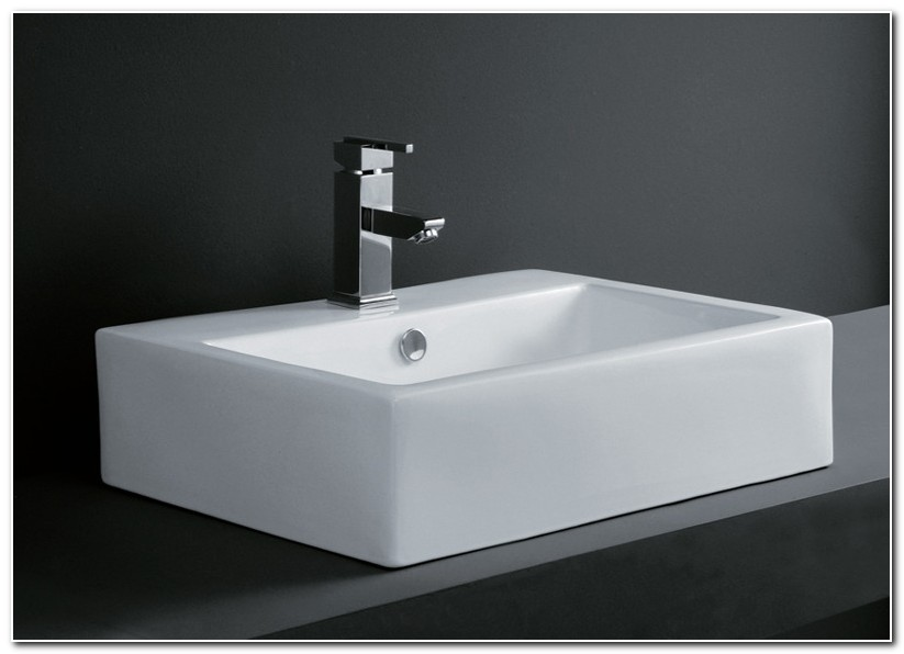 12 Inch Square Vessel Sink