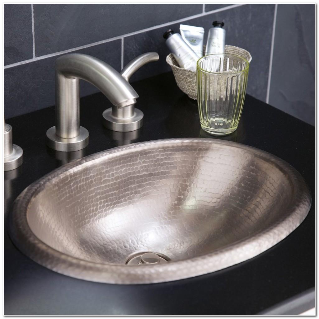 15 Inch Drop In Bathroom Sink