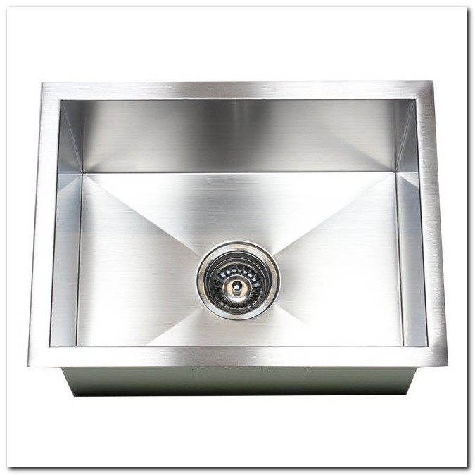 18 20 Gauge Stainless Steel Sink