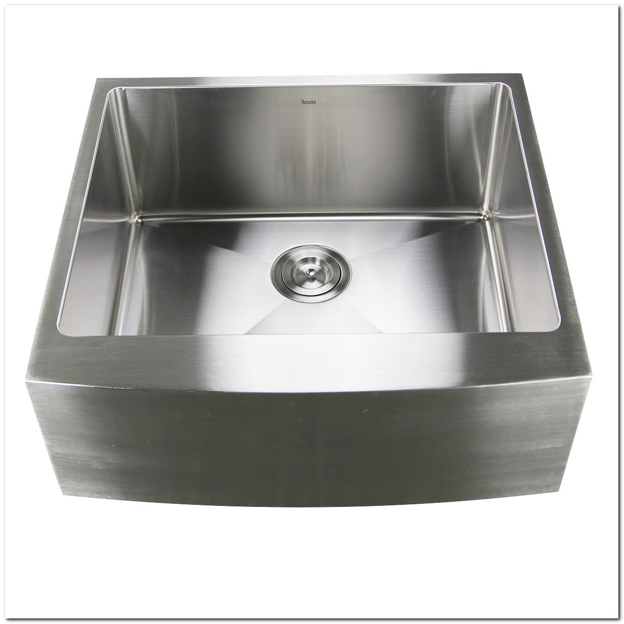 24 Inch Stainless Steel Apron Front Sink