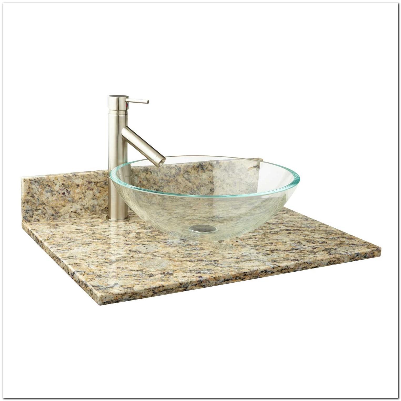 25 Granite Vanity Top For Vessel Sink