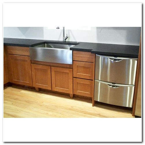 30 Inch Stainless Steel Apron Front Sink