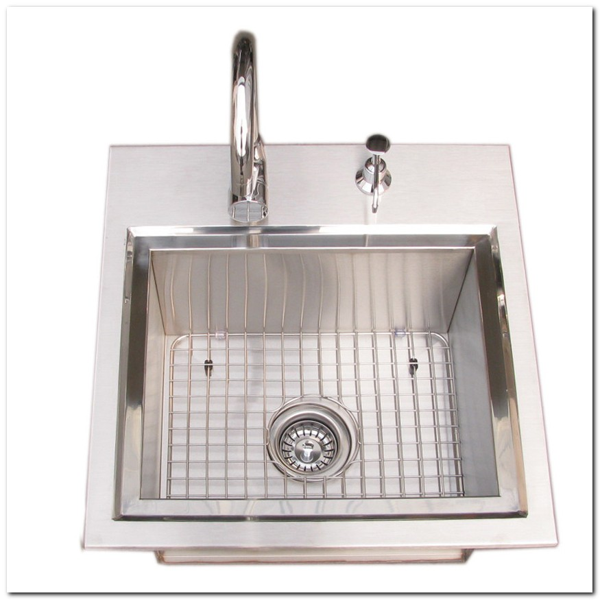 304 Stainless Steel Outdoor Sink