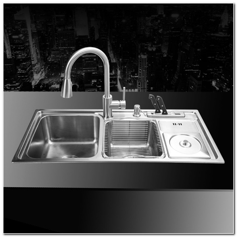 304 Stainless Steel Undermount Sink