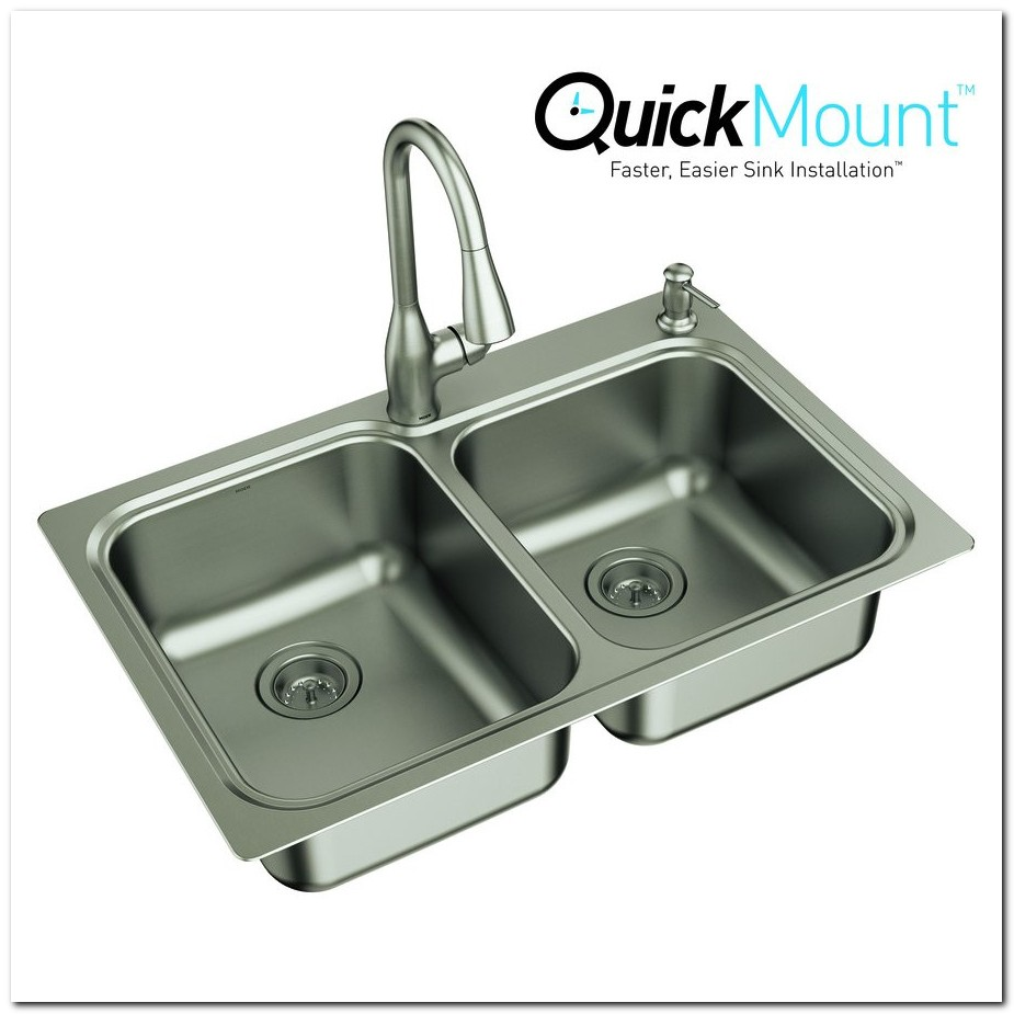 33 X 22 Stainless Steel Kitchen Sink