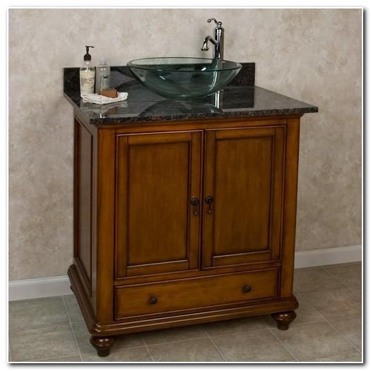 36 Granite Vanity Top For Vessel Sink