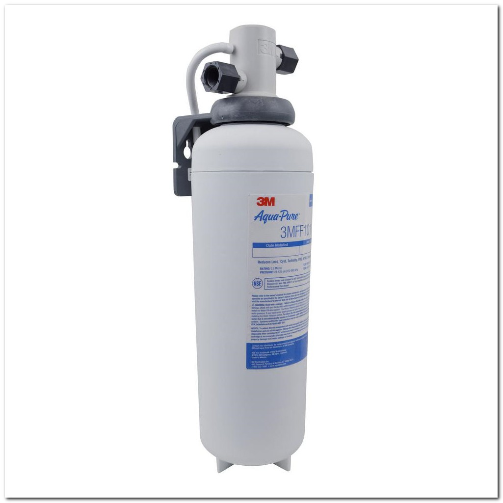 3m Under Sink Water Filter Usf A