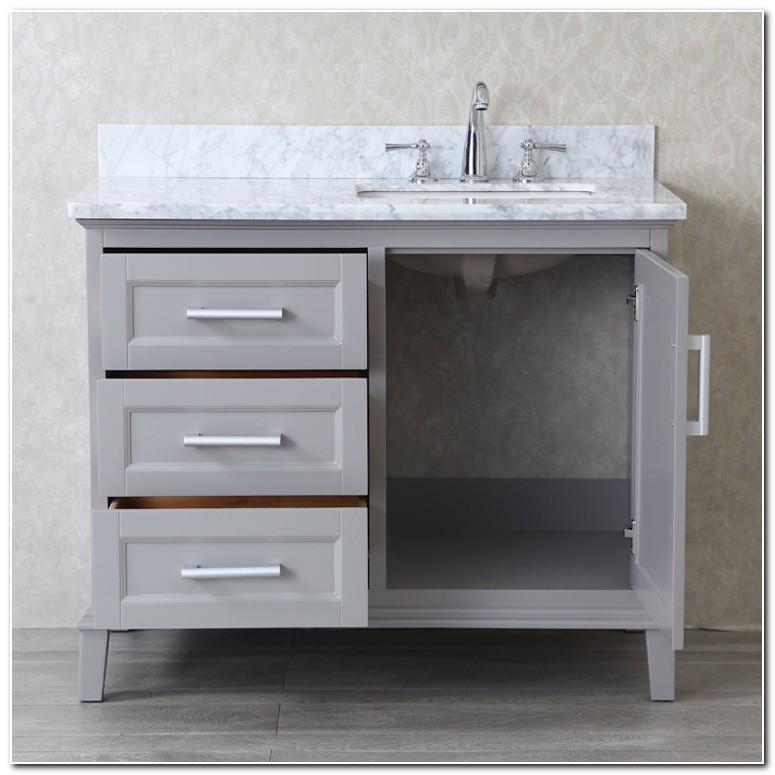 42 Vanity Countertop With Sink