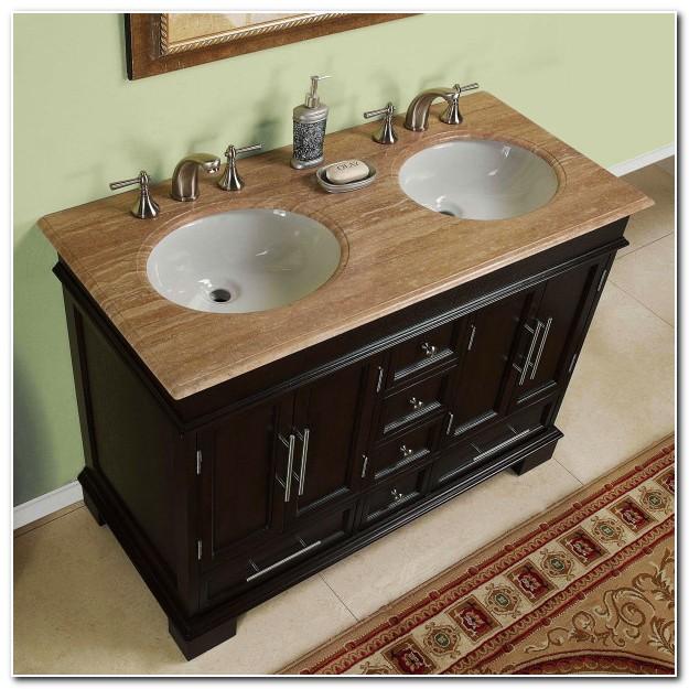 48 Granite Vanity Top With Undermount Sink