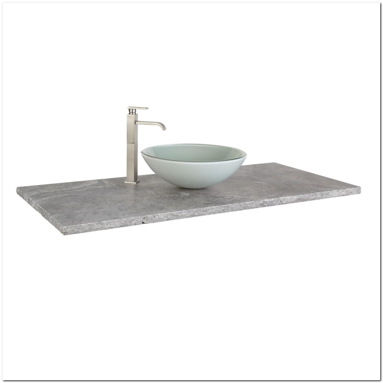 49 Vanity Top For Vessel Sink