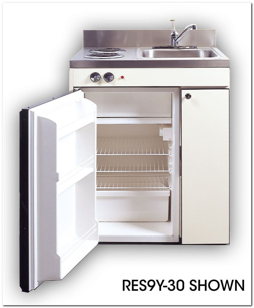 Acme Stove Refrigerator Sink Combo