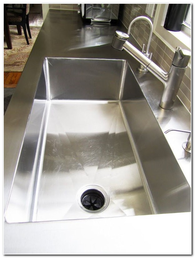 All In One Sink And Countertop Kitchen