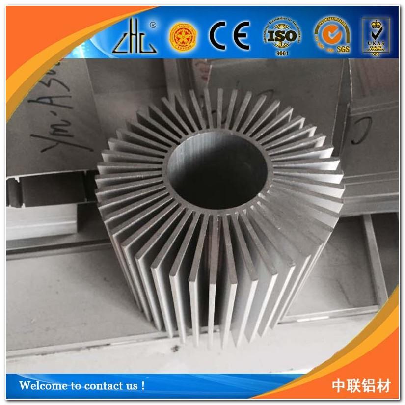 Aluminum Circular Heat Sink Manufacturers