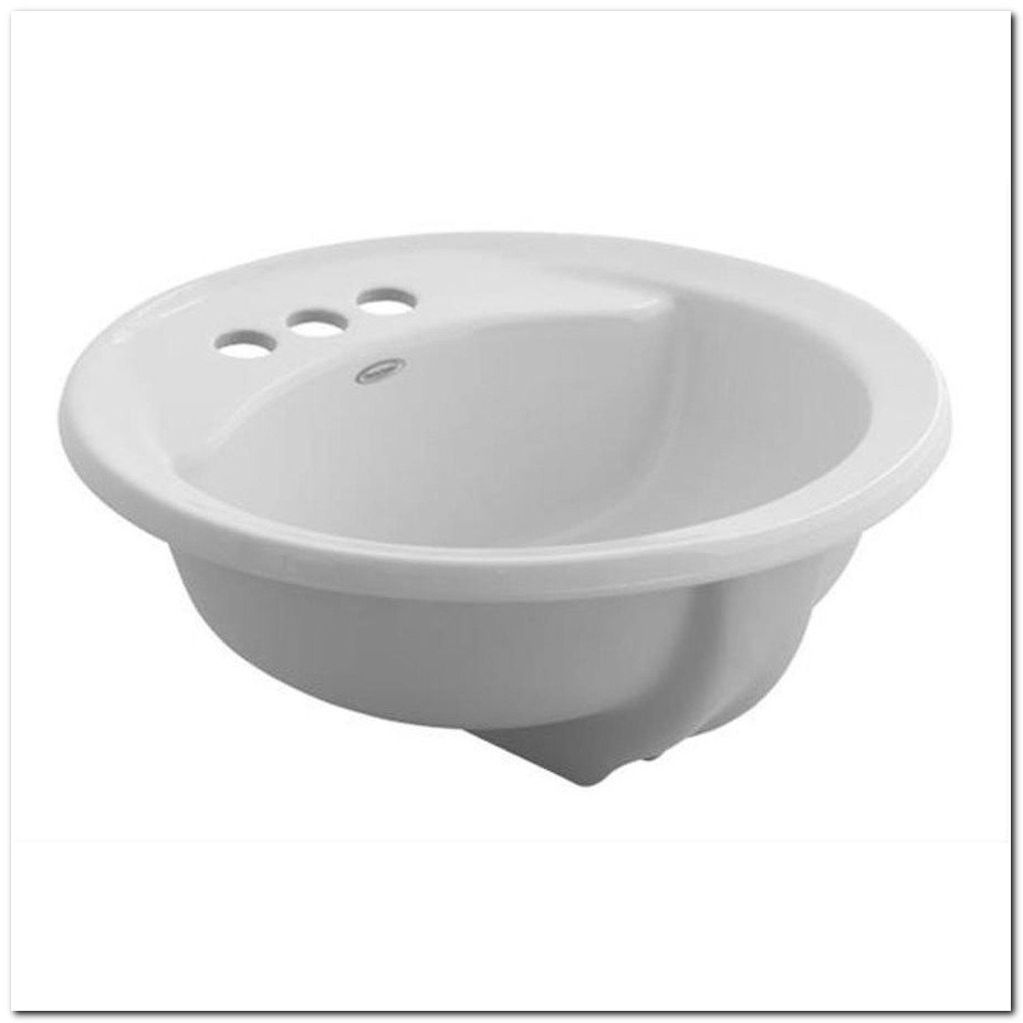 American Standard Bathroom Sinks Drop In