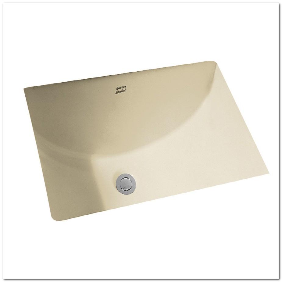 American Standard Undermount Sink Linen