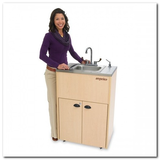 Angeles Portable Hot Water Sink