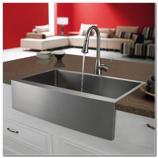 Apron Front Stainless Steel Kitchen Sink Australia