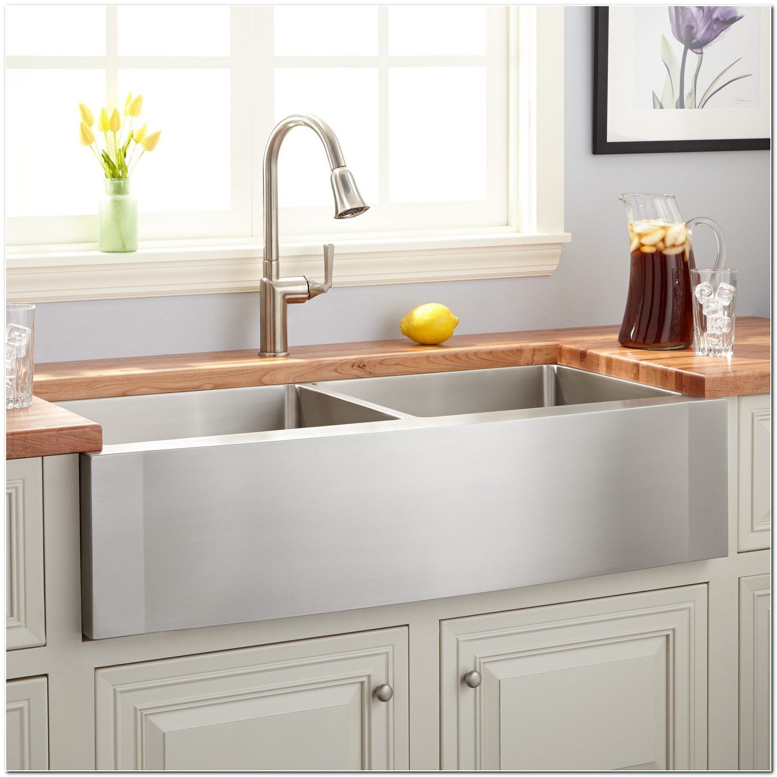 Apron Front Stainless Steel Sink Uk