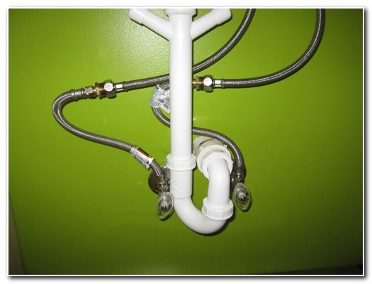 Bathroom Faucet Supply Line Extension