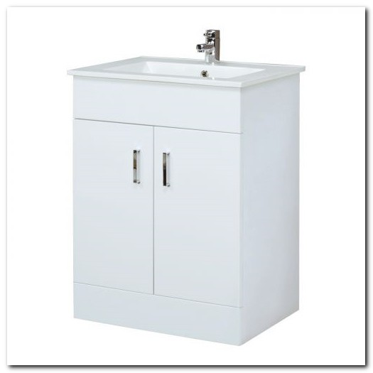 Bathroom Sink With Vanity Unit