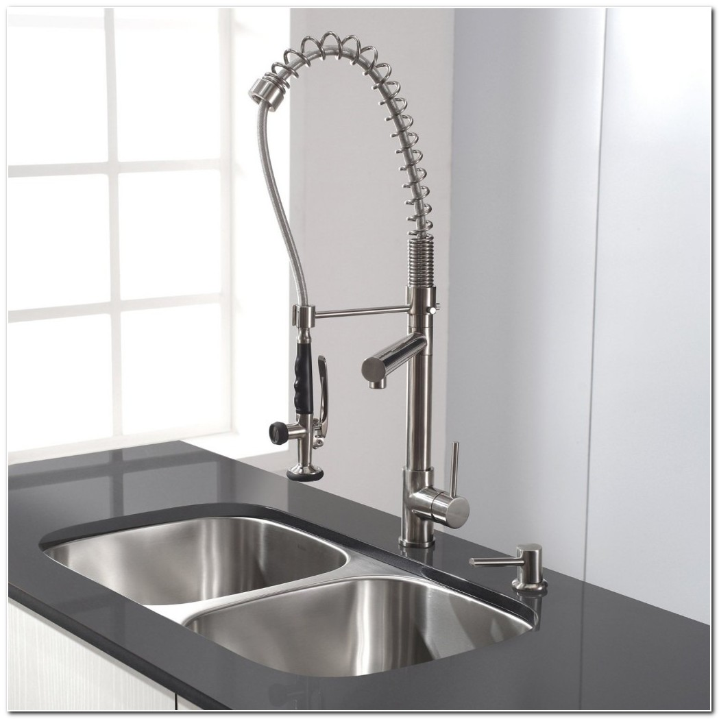 Best Commercial Grade Kitchen Faucets