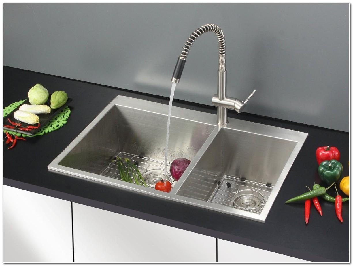 Best Drop In Stainless Steel Kitchen Sink