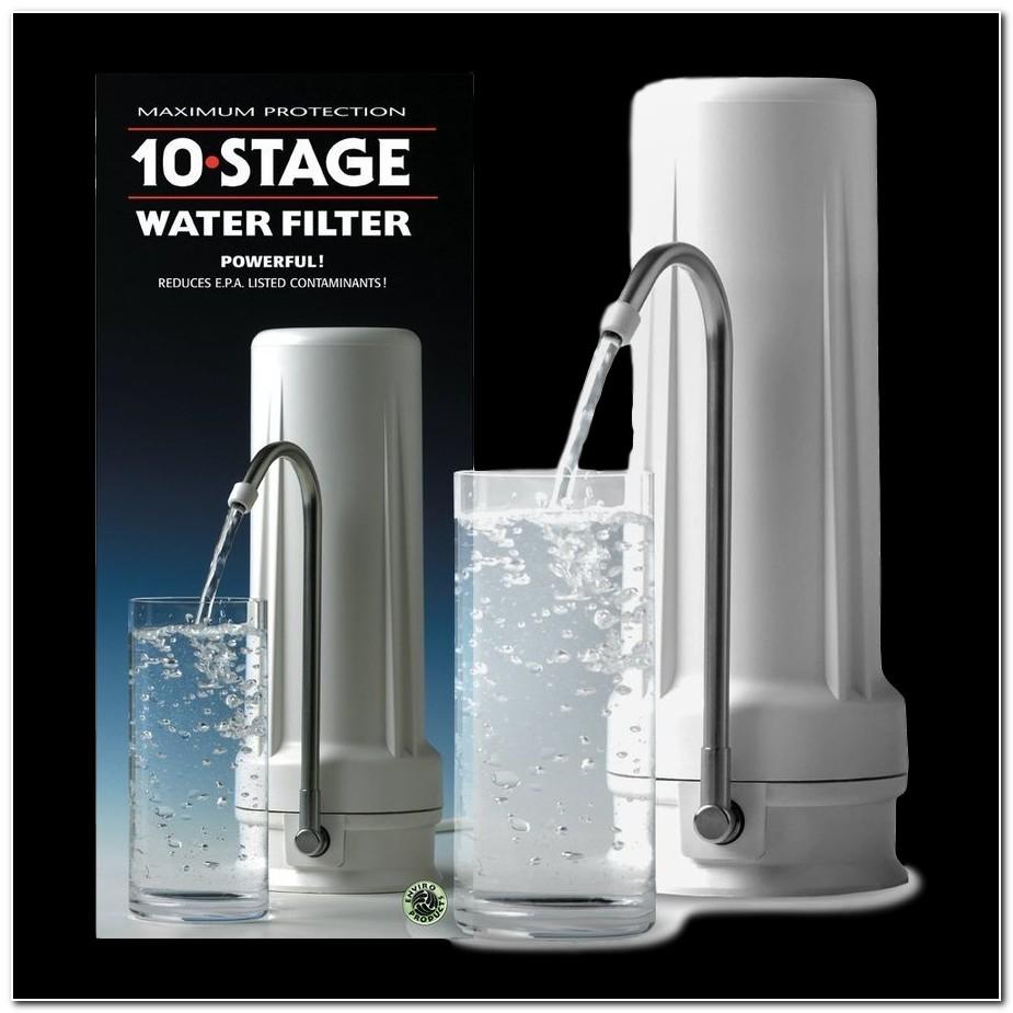 Best Kitchen Faucet Water Filter