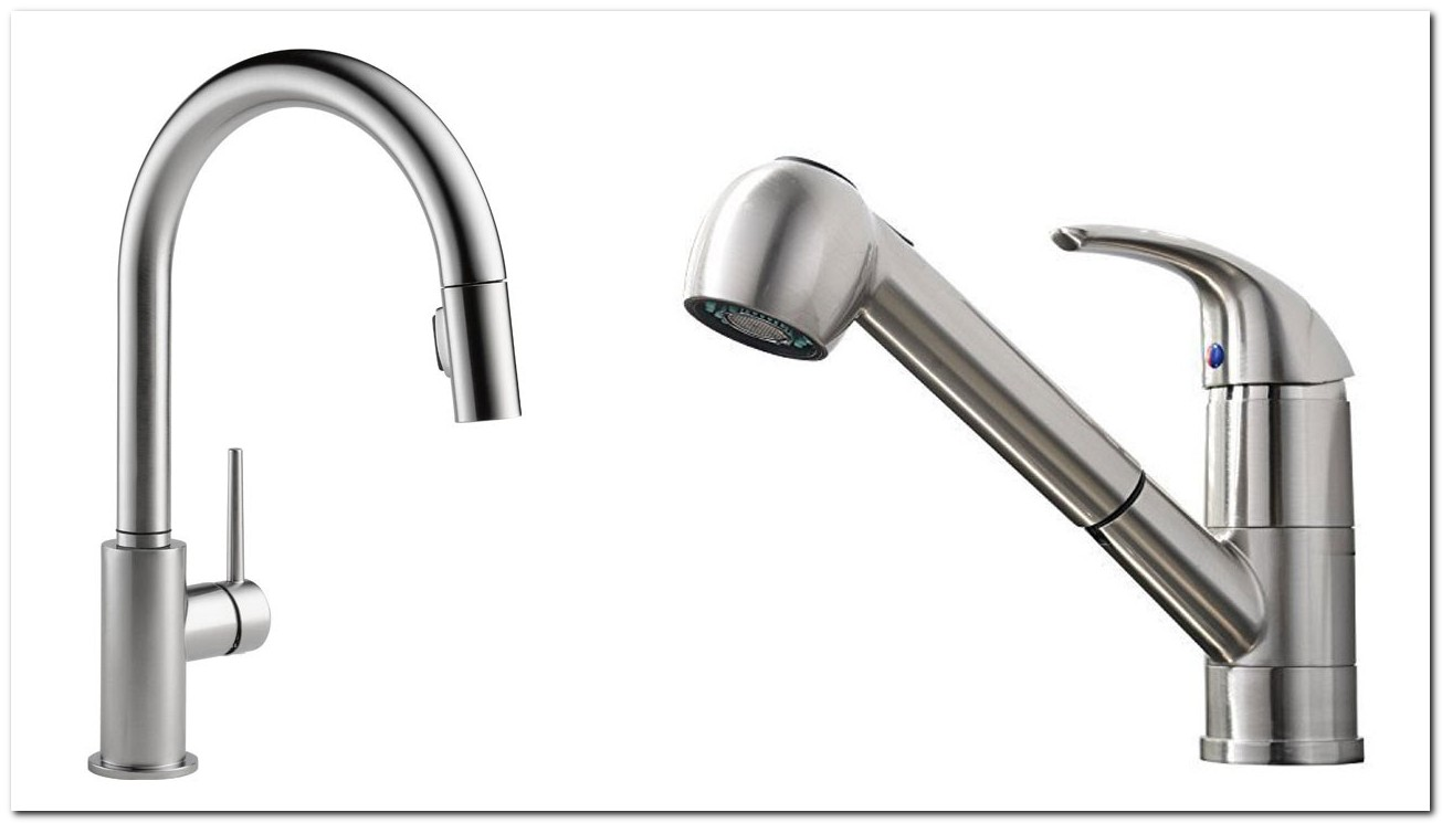 Best Kitchen Faucets Pull Down