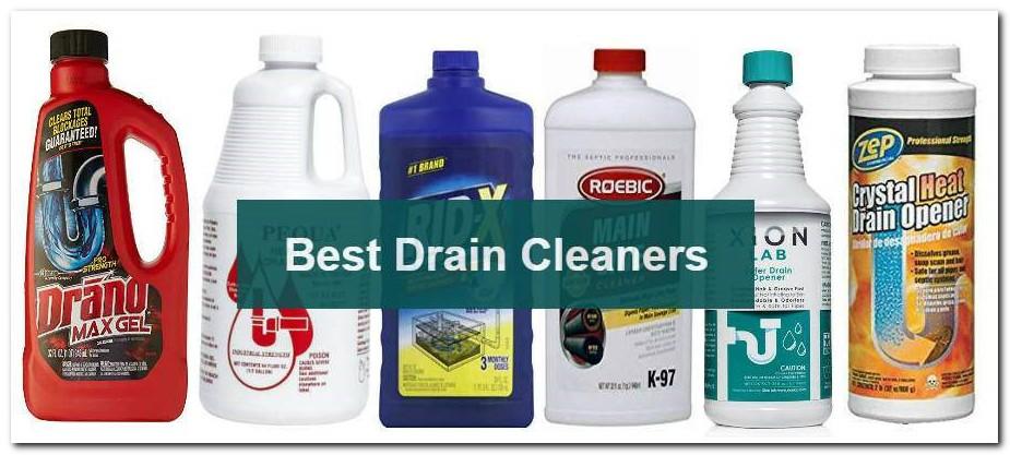 Best Liquid Drain Cleaner For Kitchen Sink