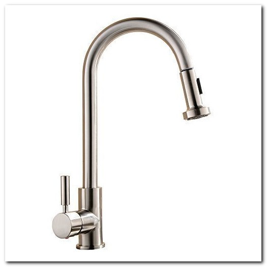 Best Single Handle Kitchen Faucet With Sprayer