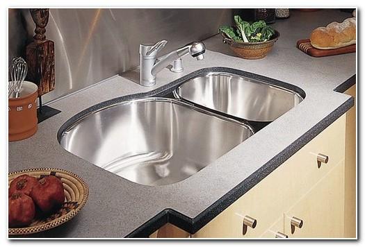 Best Stainless Steel Kitchen Sink Clean